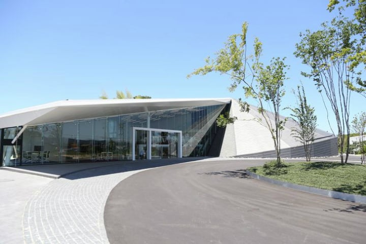 sídlo společnosti Kyokutoh v Japonsku